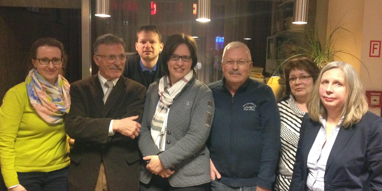 Foto: Der AK Bürgerbeteiligung bei seiner letzten Sitzung in Titisee-Neustadt.